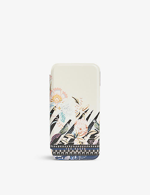 TED BAKER: Decadence mirror iPhone 12/12 Pro case