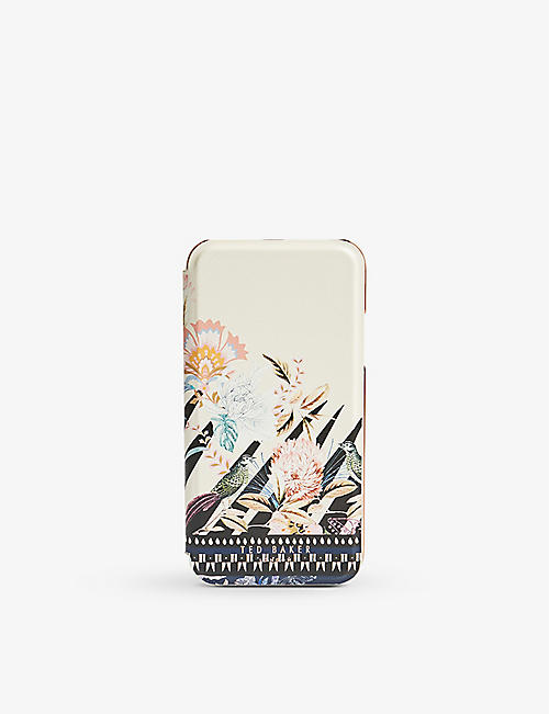 TED BAKER: Decadence mirror iPhone 11 case