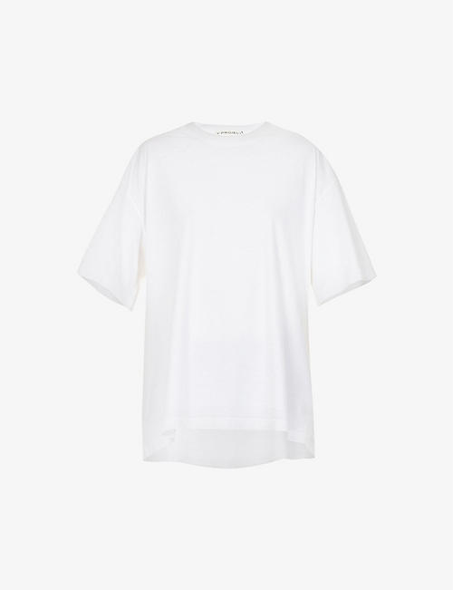Y/PROJECT: Round-neck organic-cotton jersey T-shirt