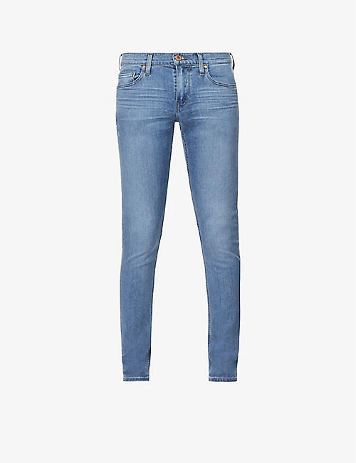 PAIGE: Croft skinny stretch-denim jeans