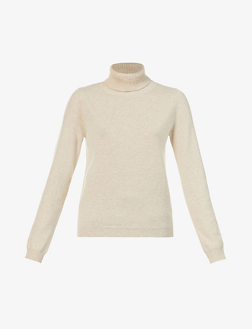 PEOPLE'S REPUBLIC OF CASHMERE: Turtleneck cashmere jumper