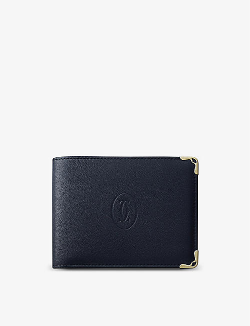 CARTIER: Must de Cartier six credit card wallet