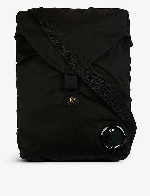 CP COMPANY: Lens crossbody nylon bag