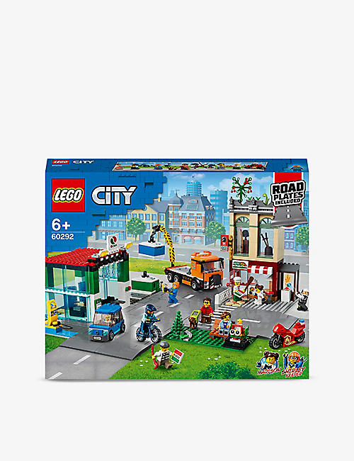 LEGO: LEGO® City Town Centre playset