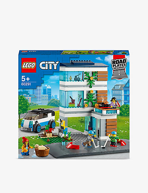 LEGO: LEGO® City Family House playset