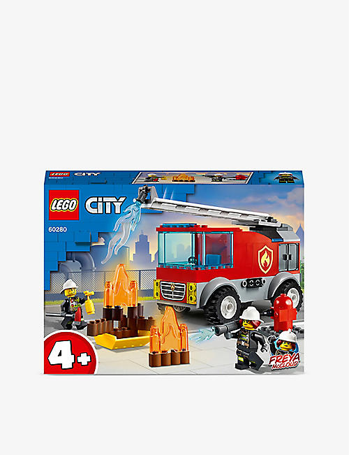 LEGO: LEGO® City Fire Ladder Truck playset