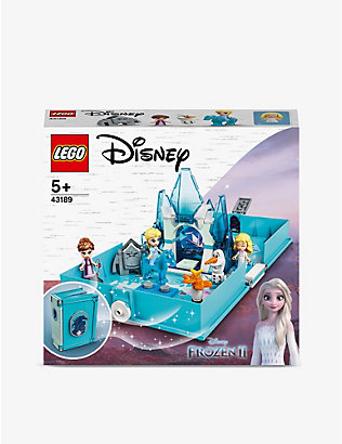 LEGO:LEGO® Disney™ Frozen II Elsa and the Nokk 故事书玩具套装