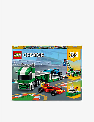 LEGO: LEGO® Creator 31113 Race Car Transporter set