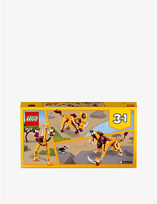 LEGO: LEGO® Creator 31112 3-in-1 Wild Lion set