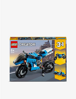 LEGO: LEGO® Creator 31114 3-in-1 Superbike set