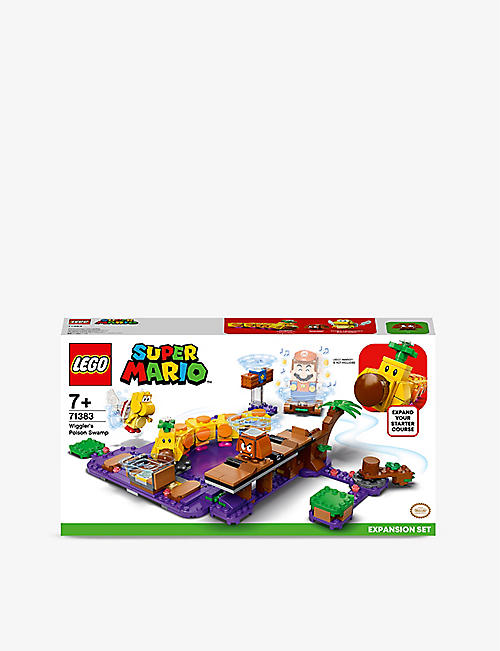 LEGO: LEGO® Super Mario™ Wiggler's Poison Swamp expansion set