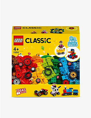 LEGO: LEGO® Classic Bricks and Wheels building set