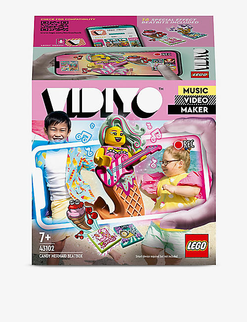 LEGO: LEGO® VIDIYO 43102 Candy Mermaid BeatBox