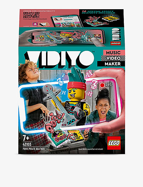 LEGO: LEGO® 43103 VIDIYO Punk Pirate BeatBox