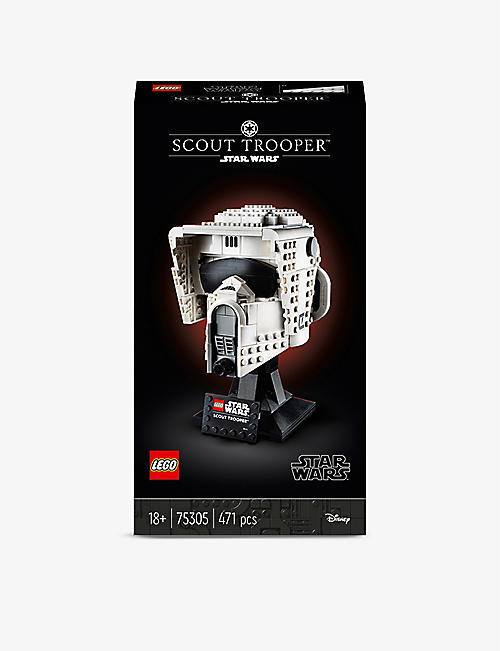 LEGO: LEGO® Scout Trooper™ 75305 helmet model set