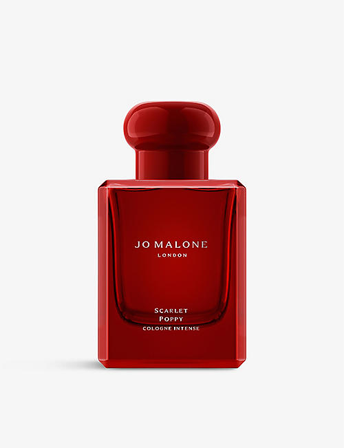 JO MALONE LONDON: Scarlet Poppy cologne intense 50ml