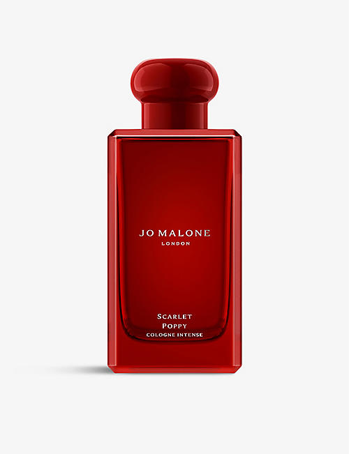 JO MALONE LONDON: Scarlet Poppy cologne intense 100ml