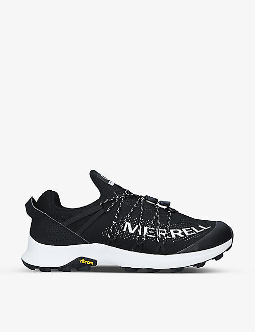 MERRELL: Long Sky sewn mesh trainers