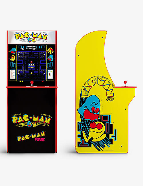 SMARTECH: Arcade 1 UP Pac Man games cabinet