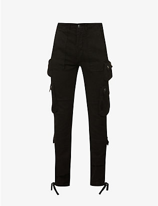 AMIRI: Tactical sim-fit stretch-cotton trousers