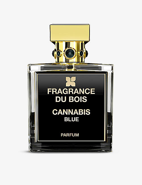FRAGRANCE DU BOIS: Cannabis Blue eau de parfum 100ml