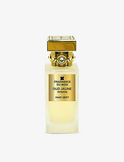 FRAGRANCE DU BOIS: Oud Jaune hair mist 50ml