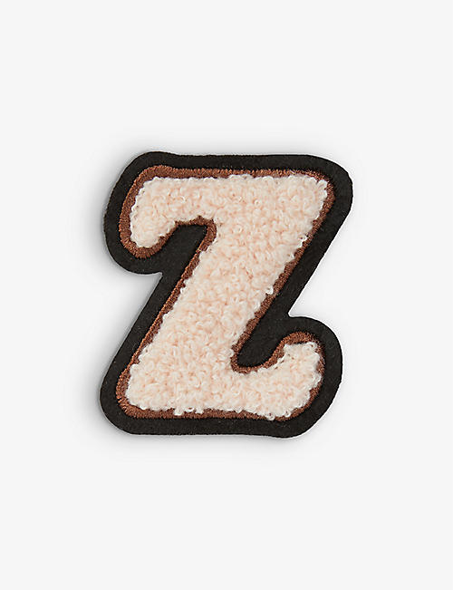 MARC JACOBS: The Letter alphabet adhesive patch