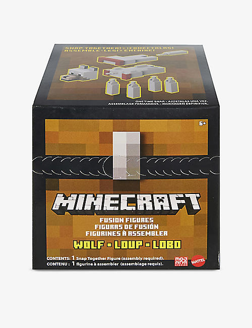 MINECRAFT: Fusion Buildable Hex assorted figures