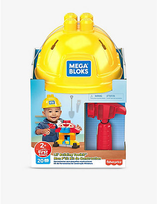 MEGA BLOX: Lil' Building tool kit play set