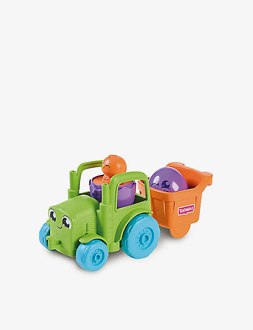 TOMY: 2 in 1 Transforming Tractor