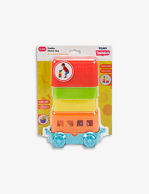 TOMY: Stacker Decker Bus playset 28cm