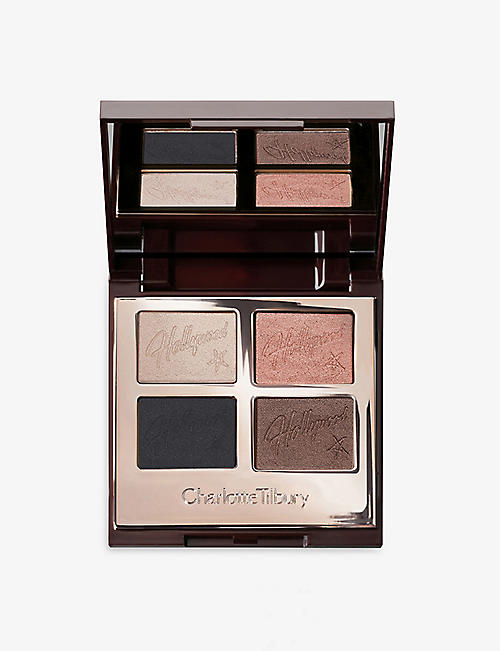 CHARLOTTE TILBURY: Hollywood Flawless Eye Filter luxury eyeshadow palette 5.3g