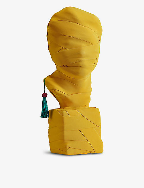 MAISON DADA: This Is Not A Self Portrait solid plaster sculpture 63cm