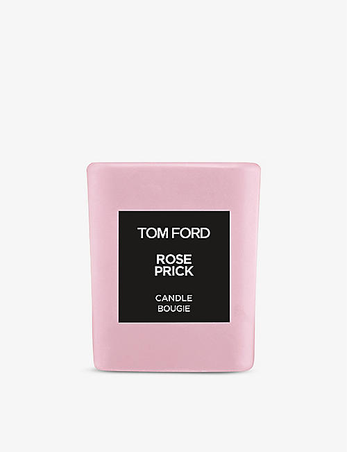 TOM FORD: Rose Prick scented candle 200g