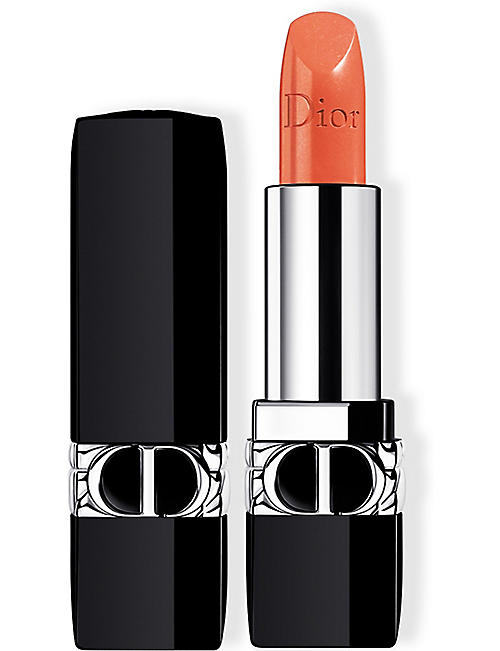 DIOR: Rouge Dior Pure Glow limited-edition satin lipstick 3.5g