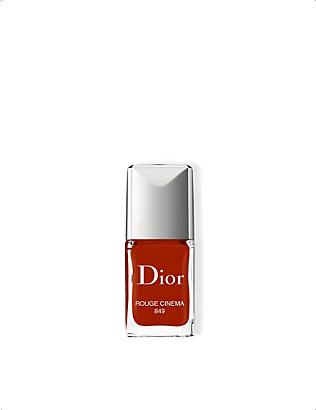 DIOR: Rouge Dior Vernis nail polish 10ml