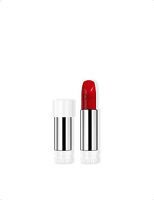 DIOR: Rouge Dior Couture satin lipstick refill 3.5g