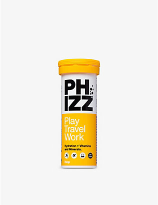 PHIZZ: Multivitamin Hydration 2-in-1 orange 10 tablets