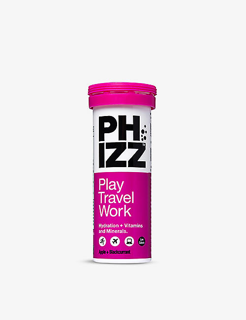 PHIZZ: Multivitamin Hydration 2-in-1 Apple & Blackcurrant 10 tablets