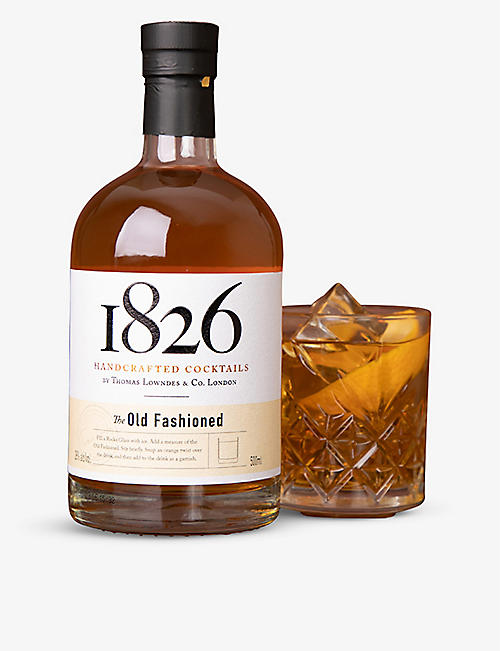 WHISKY AND BOURBON: 1826 The Old Fashioned 500ml