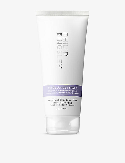 PHILIP KINGSLEY: Pure Blonde/Silver conditioner 200ml