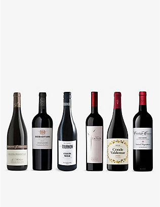 WINE CASE: Winter Warmers mixed case 6x750ml