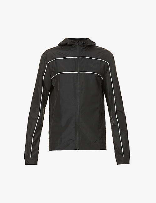 CASTORE: Leggera lightweight shell jacket