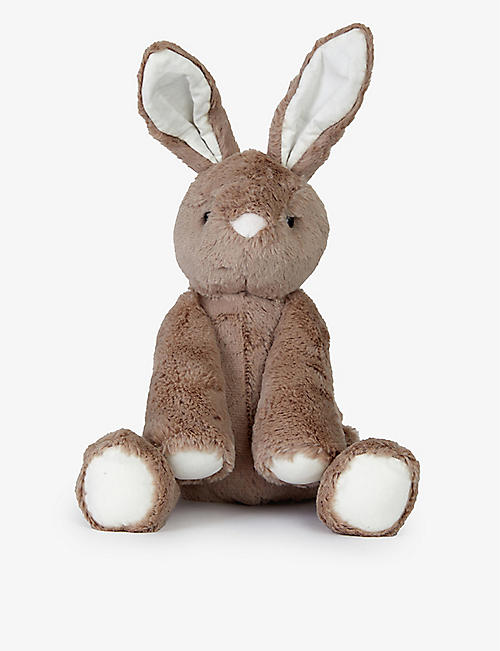 THE LITTLE WHITE COMPANY: Bonnie Bunny medium soft toy 27cm
