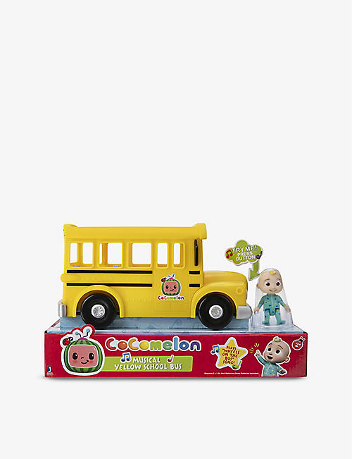COCOMELON: Musical School Bus play set 25cm