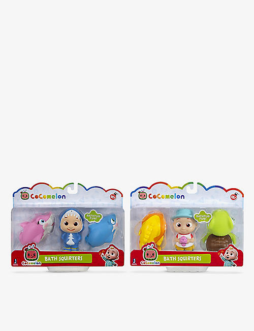 COCOMELON: Bath Squirters toy assortment