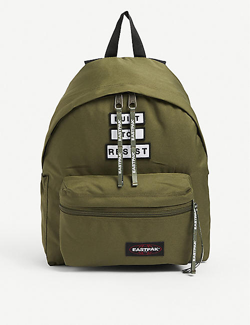 EASTPAK: Padded Pak'r canvas backpack