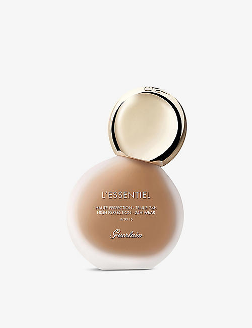 GUERLAIN: L'Essentiel High Perfection 24-Hour Wear foundation SPF15 30ml