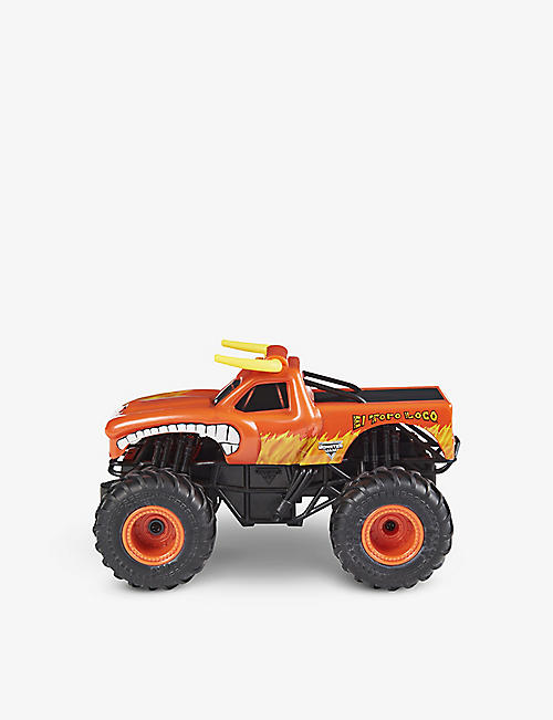 MONSTER JAM: Monster Trucks El Toro Loco 1:24 scale toy