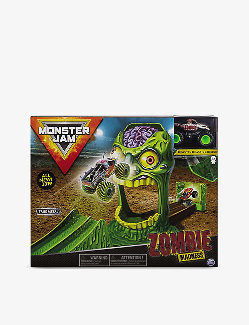 MONSTER JAM: Zombie Madness play set